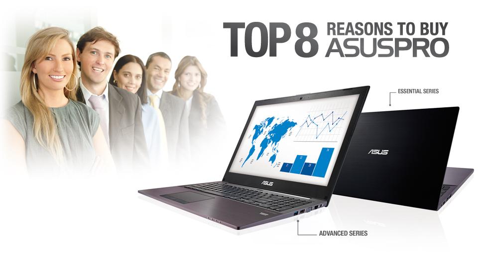 Új ASUSPRO prémium IT termékek a kínálatunkban!
